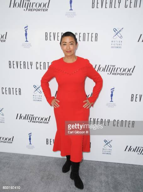Costume Designer Ane Crabtree attends the Beverly Center And The Hollywood Reporter Present Candidly Costumes at The Beverly Center on August 16 2017...