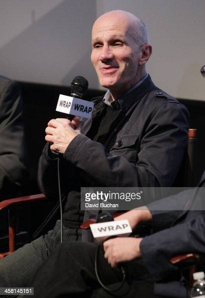 Costume designer Daniel Orlandi attends TheWrap's Awards Foreign Screening Series 'Saving Mr Banks' at the Landmark Theater on December 19 2013 in...