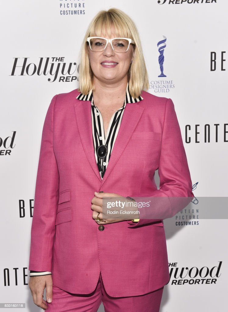 Costume designer Marie Schley attends Candidly Costumes at The Beverly Center on August 16, 2017 in Los Angeles, California.