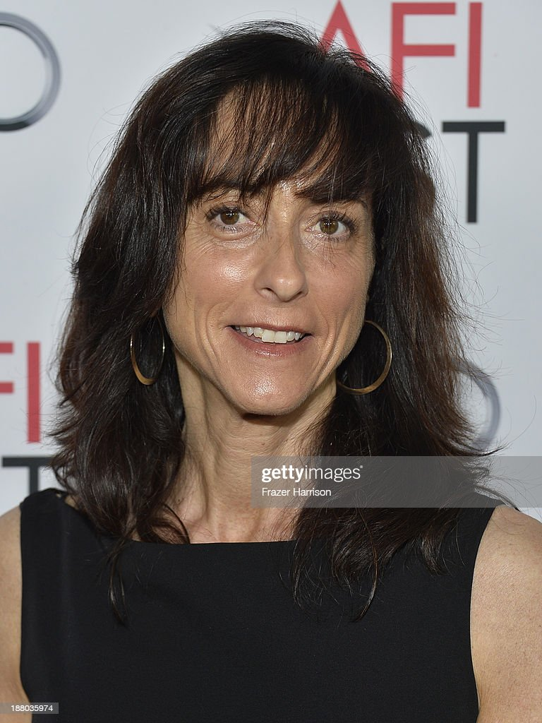 Costume designer Mary Zophres attends the AFI FEST 2013 presented by Audi closing night gala screening of 'Inside Llewyn Davis' at TCL Chinese Theatre on November 14, 2013 in Hollywood, California.