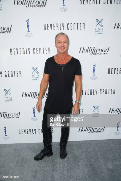 Costume Designer Perry Meek attends the Beverly Center And The Hollywood Reporter Present Candidly Costumes at The Beverly Center on August 16 2017...