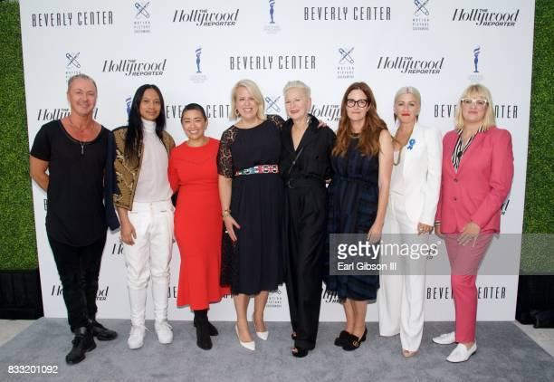 Costume Designer Perry Meek costume designer Zaldo Goco costume designer Ane Crabtree The Hollywood Reporters Style and Fashion News Director Booth...