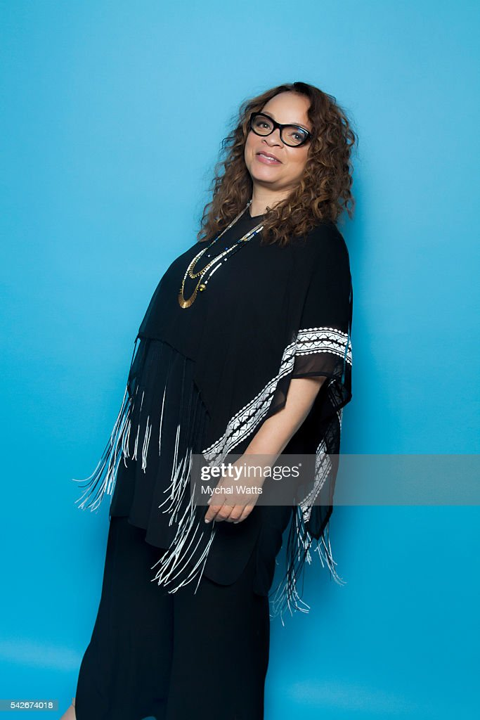 Costume designer Ruth Carter poses for a portrait at the American Black Film Festival on June 19, 2016 at the Ritz Carlton in Miami, Florida.