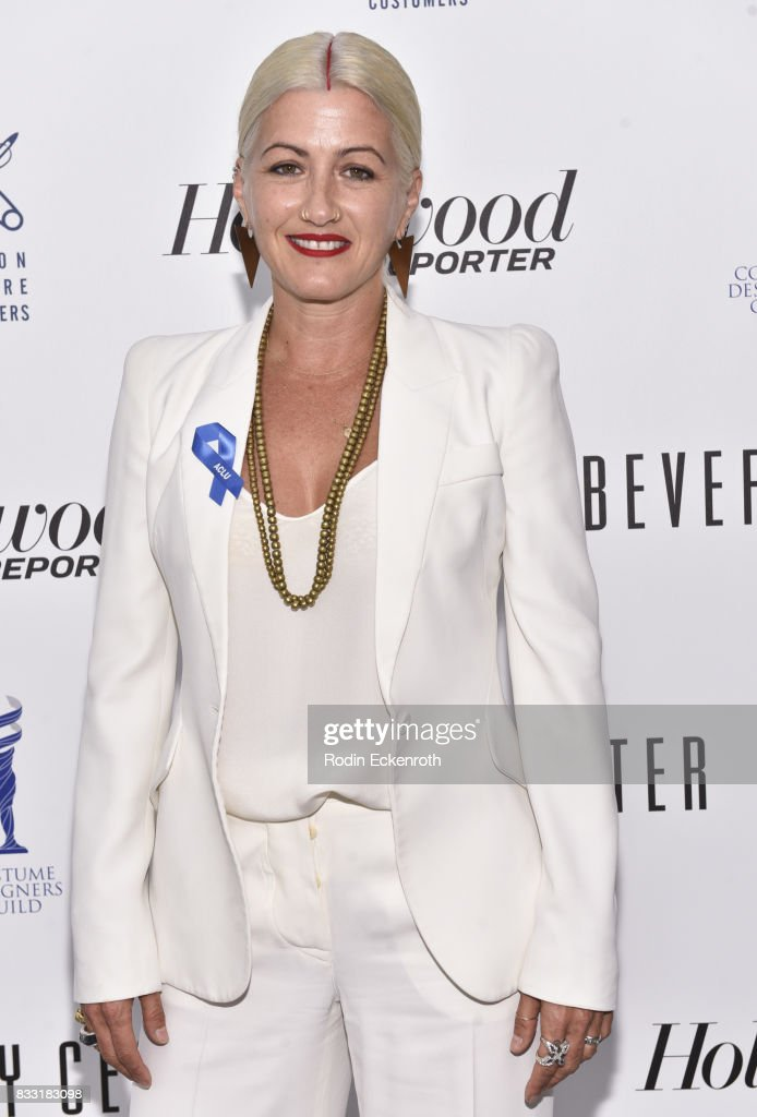 Costume designer Trish Summerville attends Candidly Costumes at The Beverly Center on August 16, 2017 in Los Angeles, California.