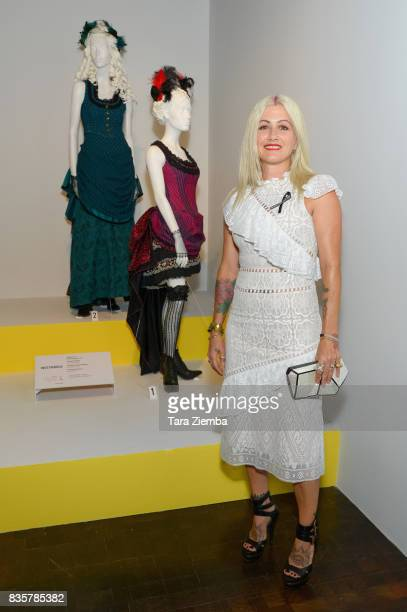 Costume designer Trish Summerville of the Emmy nominated show 'Westworld' attends the media preview of the 11th annual 'Art Of Television Costume...