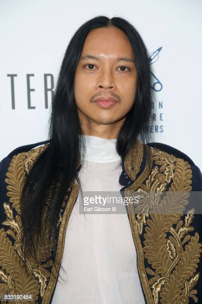 Costume Designer Zaldy Goco attends the Beverly Center And The Hollywood Reporter Present Candidly Costumes at The Beverly Center on August 16 2017...