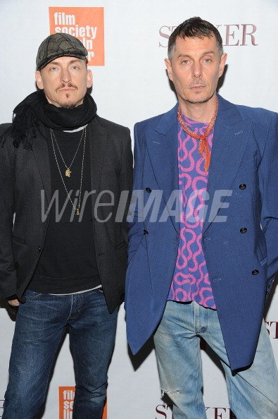 Costume Designers Bart Mueller And Kurt Swanson Attend The Stoker New Wireimage 162810006