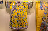 Costumes of emperors and empresses exhibited in the Palace Shenyang Imperial Palace built in 1625 is the former imperial palace of the early Qing...