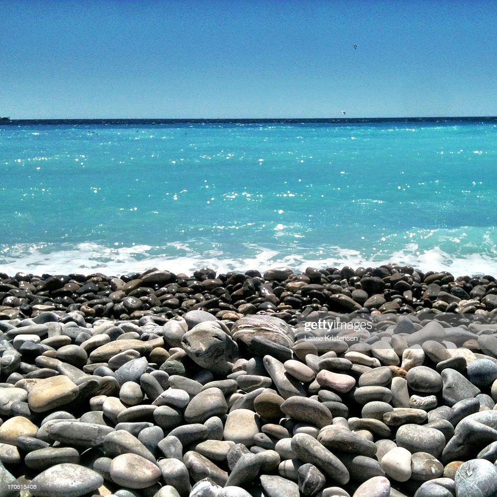 Cote D'Azur : Stock Photo