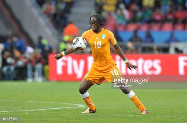 GERVINHO Cote d'Ivoire / Portugal Coupe du Monde 2010 Match 13 Groupe G Nelson Mandela Bay Stadium Port Elizabeth Afrique du Sud Photo Dave Winter /...