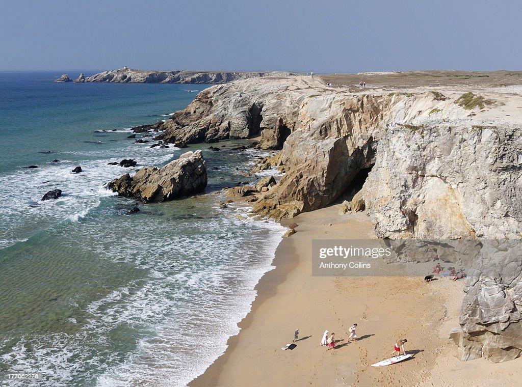 Cote Sauvage Quiberon Peninsula
