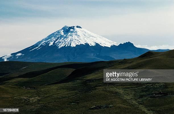 Cotopaxi volcano Cotopaxi Province Ecuador