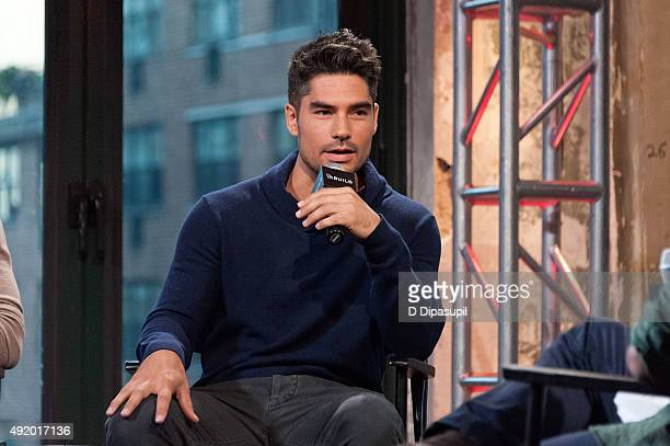 'From Dusk Til Dawn The Series' at AOL Studios In New York on October 9 2015 in New York City