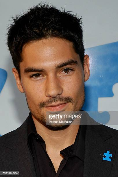 J Cotrona attends Jerry Seinfeld and Paul Simon perform 'One Night Only A Concert for Autism Speaks' Arrivals at Kodak Theater on September 24 2005...