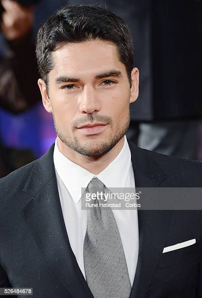DJ Cotrona attends the premiere of G I Joe Retaliation at Empire Leicester Square