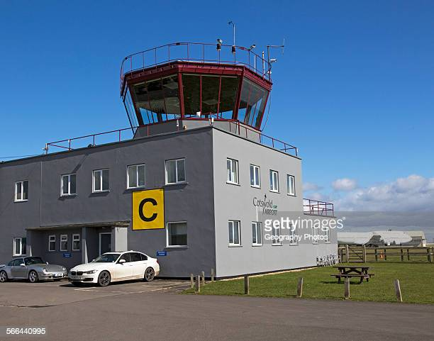 Cotswold Airport Cirencester Gloucestershire England UK