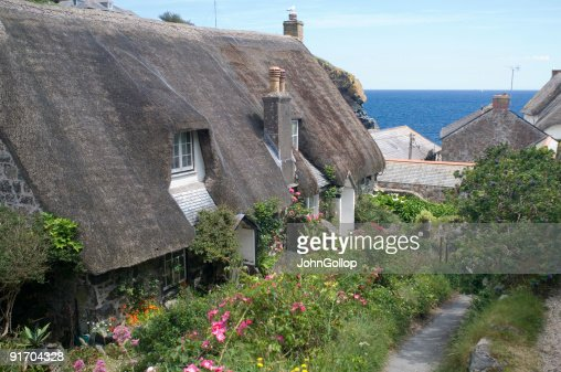 Cottage, Cadgwith