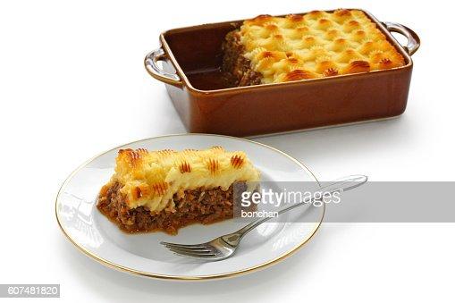 Englische Küche cottage pie shepherds pie englische küche stock foto thinkstock