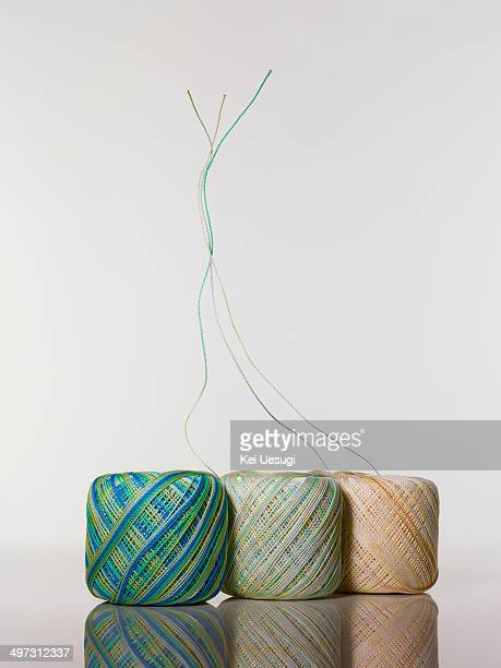 Cotton and yarn