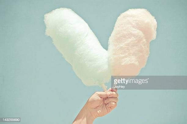Cotton candy love