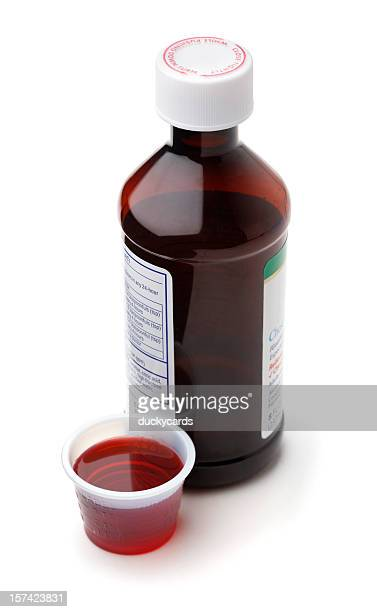 Cough Syrup or Cold Medicine