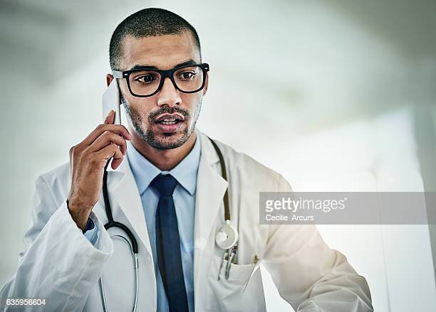 Could we meet today to discuss your test results?