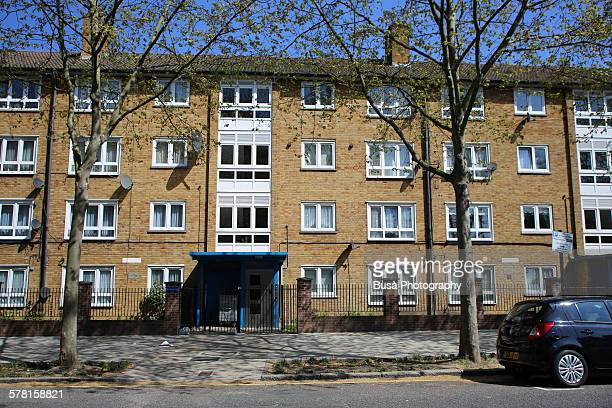 Council housing in London, area of Stockwell
