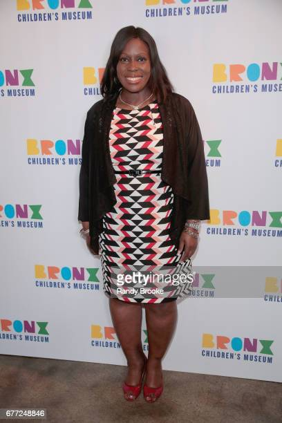Council Member Vanessa Gibson attends the 2017 The Bronx Children's Museum Gala at Tribeca Rooftop on May 2 2017 in New York City