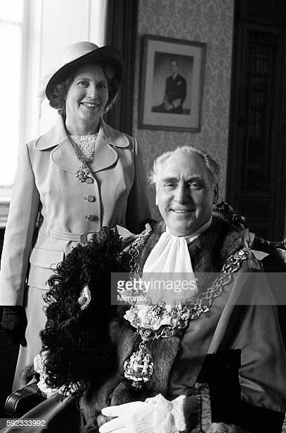 Councillor James Eames is elected Lord Mayor of Birmingham Eames is a 57yearold engine driver 21st May 1974