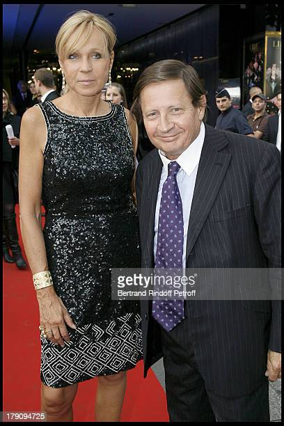 Count and Countess Gerald De Roquemaurel at 'L'Affaire Farewell' Film Premiere And Charity Dinner To Benefit The Claude Pompidou Foundation