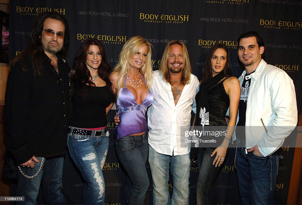 Body English Hosts Vince Neil and Cory McCormack's Birthday Party