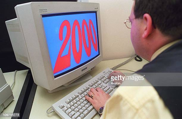 Countdown To Avoid The 'millennium Bug' In the year 2000 millions of computer systems may break down simply because their programmes will not...