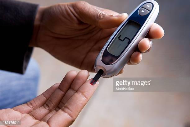 Countdown to Testing Blood Sugar