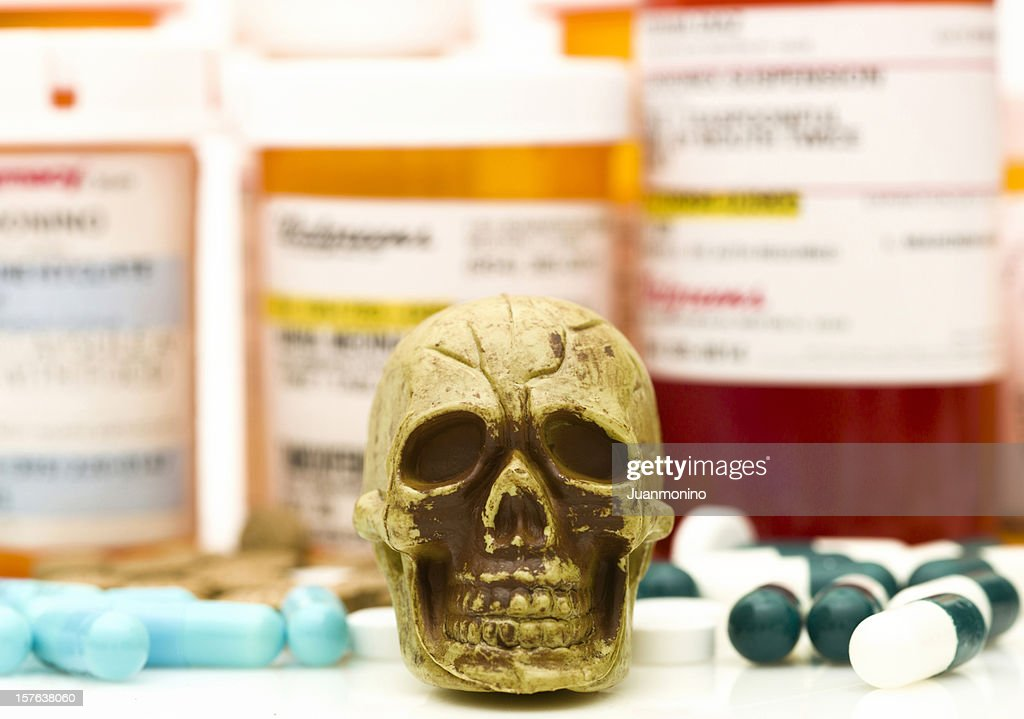 Counterfeit Medicines : Stock Photo