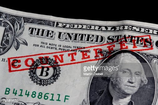 how to detect counterfeit us money