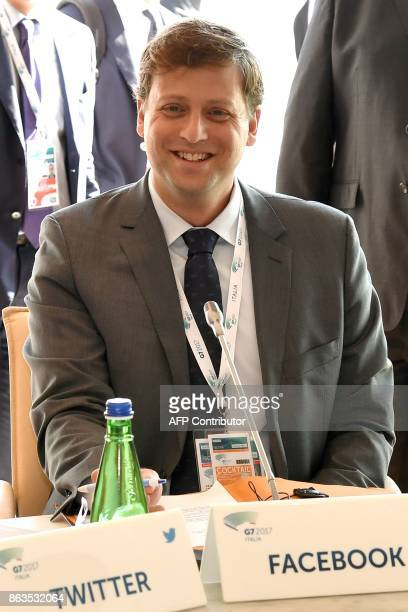 Counterterrorism Policy Lead at Facebook Brian Fishman attends before a working session of the G7 Interior Ministers with European Union...