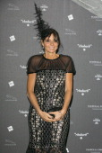 Countess Debbie von Bismarck attends Isabella Blow Fashion Galore at Somerset House on November 19 2013 in London England