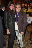 Countess Debonaire von Bismarck and Carlos Mato attend as Maison Assouline launches independent designer Carlos Mota's new book 'A Touch of Style' on...