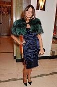 Countess Debonaire von Bismarck attends the Harper's Bazaar Women Of The Year awards 2014 at Claridge's Hotel on November 4 2014 in London England