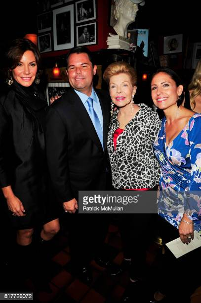 Countess LuAnn de Lesseps Paul Davis Pope Lois Pope and Maria Pope Kessel attend THE DEEDS OF MY FATHERS by Paul David Pope New York book launch at...
