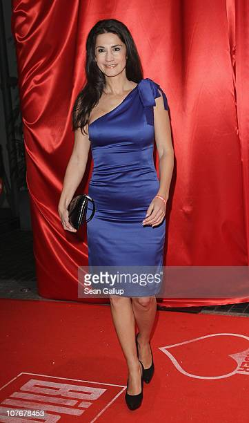 Countess Mariella von FaberCastell attends the 'Ein Herz Fuer Kinder' charity gala at Axel Springer Haus on December 18 2010 in Berlin Germany