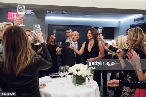 CITY 'A Countess No More' Episode 911 Pictured Tom D'Agostino Luann D'Agostino