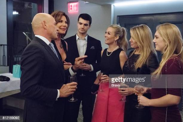CITY 'A Countess No More' Episode 911 Pictured Tom D'Agostino Luann D'Agostino Tinsley Mortimer Ramona Singer Avery Singer
