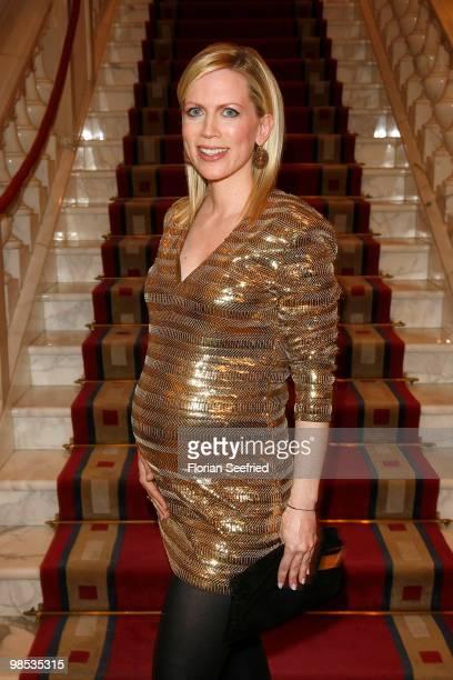 Countess Tamara von Nayhauss attends the 'Felix Burda Award 2010' at hotel Adlon Kempinski on April 18 2010 in Berlin Germany