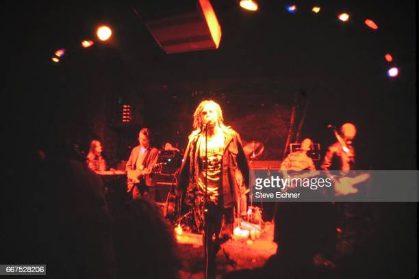 Counting Crows perform at Wetlands New York New York January 12 1993
