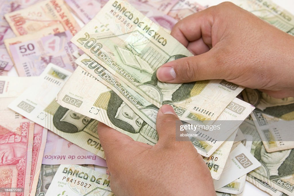 counting money : Stock Photo