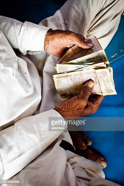 Counting Rupees