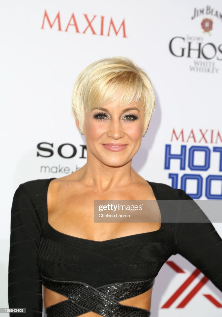 Country artist Kellie Pickler arrives for Maxim's Hot 100 Celebration at Create Nightclub on May 15, 2013 in Hollywood, California.
