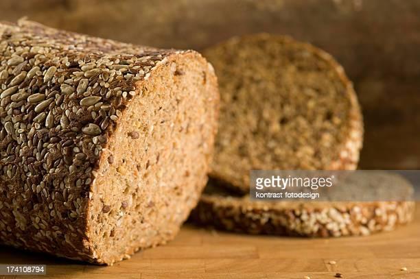 Land Brot, Eiweissbrot, Vollkornbrot