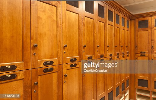 Country Club Locker Room